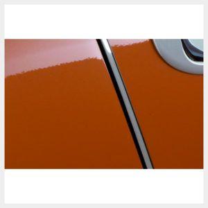 profili cromati portiere Trevis