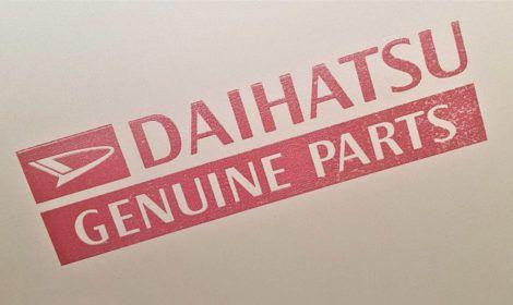 Accessori originali Daihatsu
